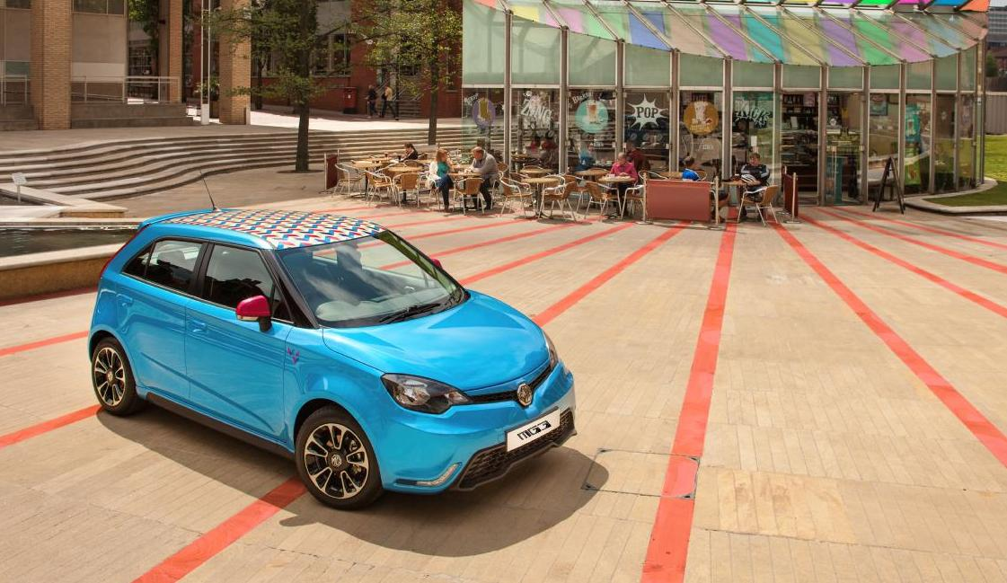 Racing Driver Declares MG3 The Best Car Ever, We Laughed Too ...