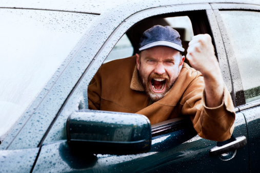 Eight Examples Of The Most Ridiculous Road Rage Ever