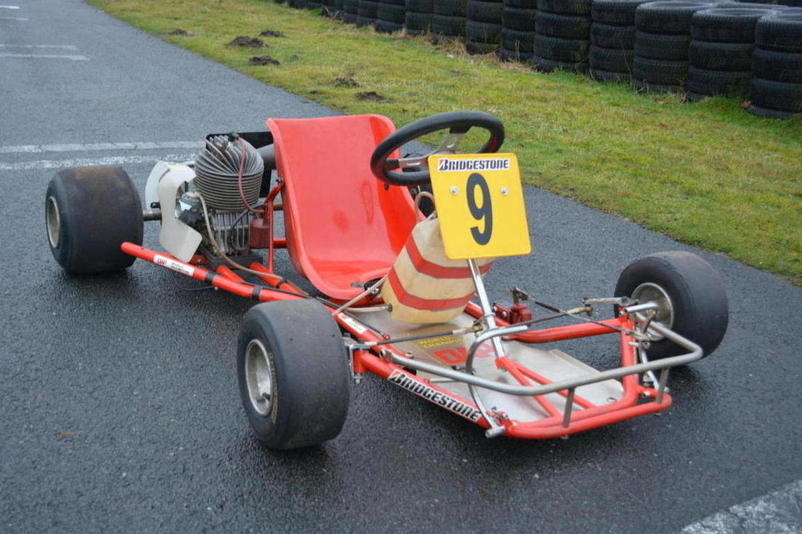 This Was Ayrton Sennas First Formula 1 Car