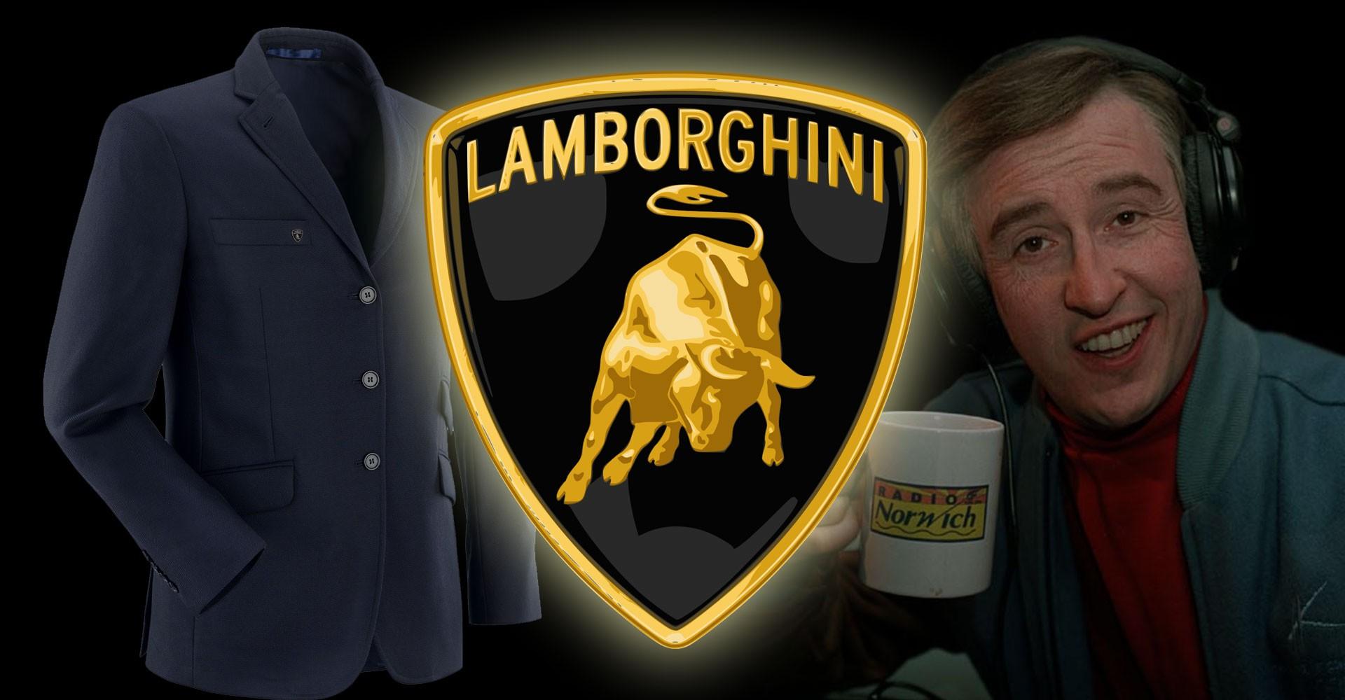 Lamborghini Releases New Clothing Range, Commits Accidental Partridge