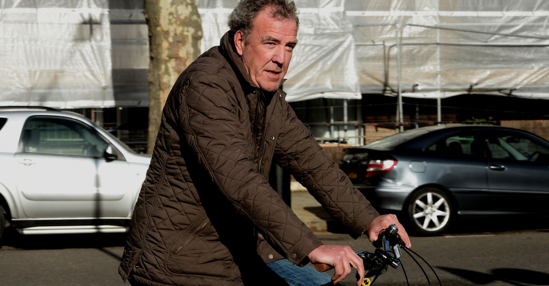 Clarkson's Fracas Immortalised With A Commemorative Plaque
