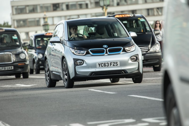 Forget The I3 Bmw S First Electric Car Is Much Cooler