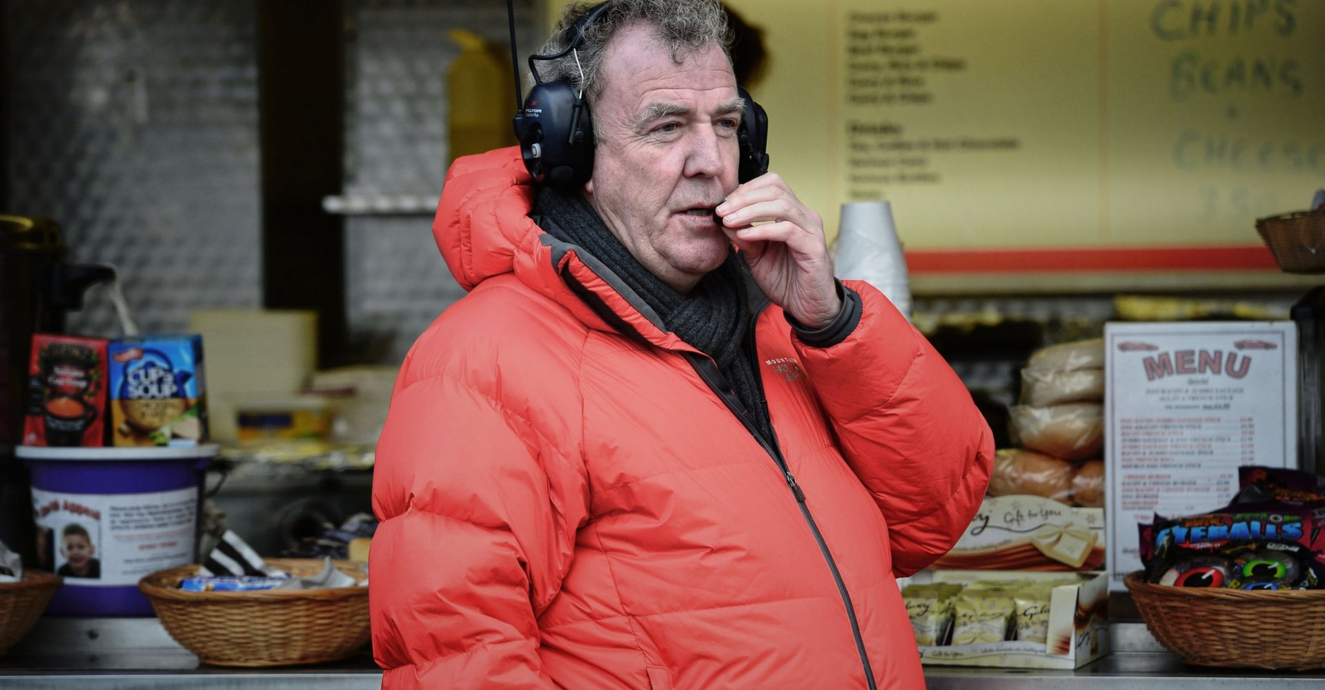 Clarkson 'Could Return To BBC' With Fracas-Proofing Minder