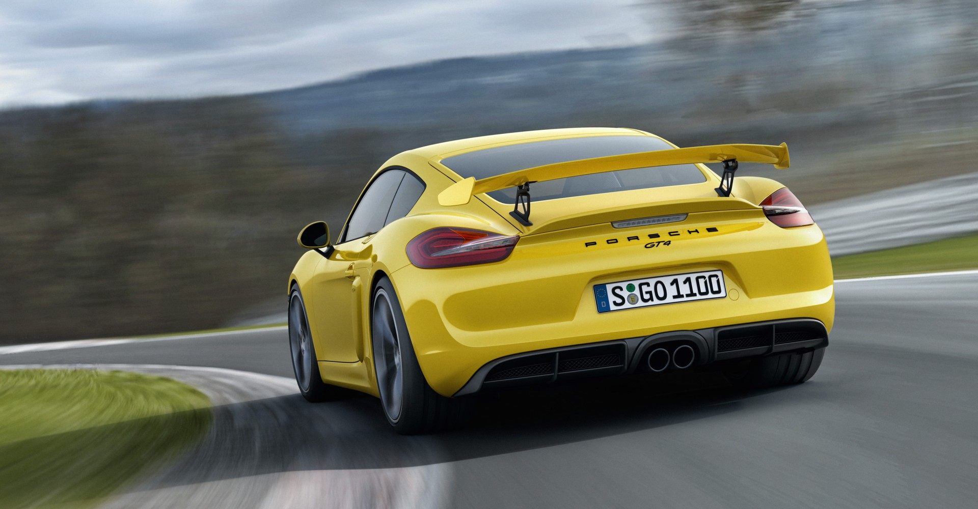 Four Of Our Favourite Porsche Cayman GT4 Road Tests