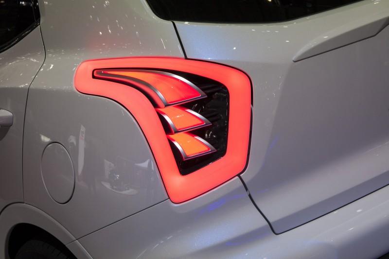 Geneva M S - 2015 - SsangYong Tivoli EVR Concept  -12