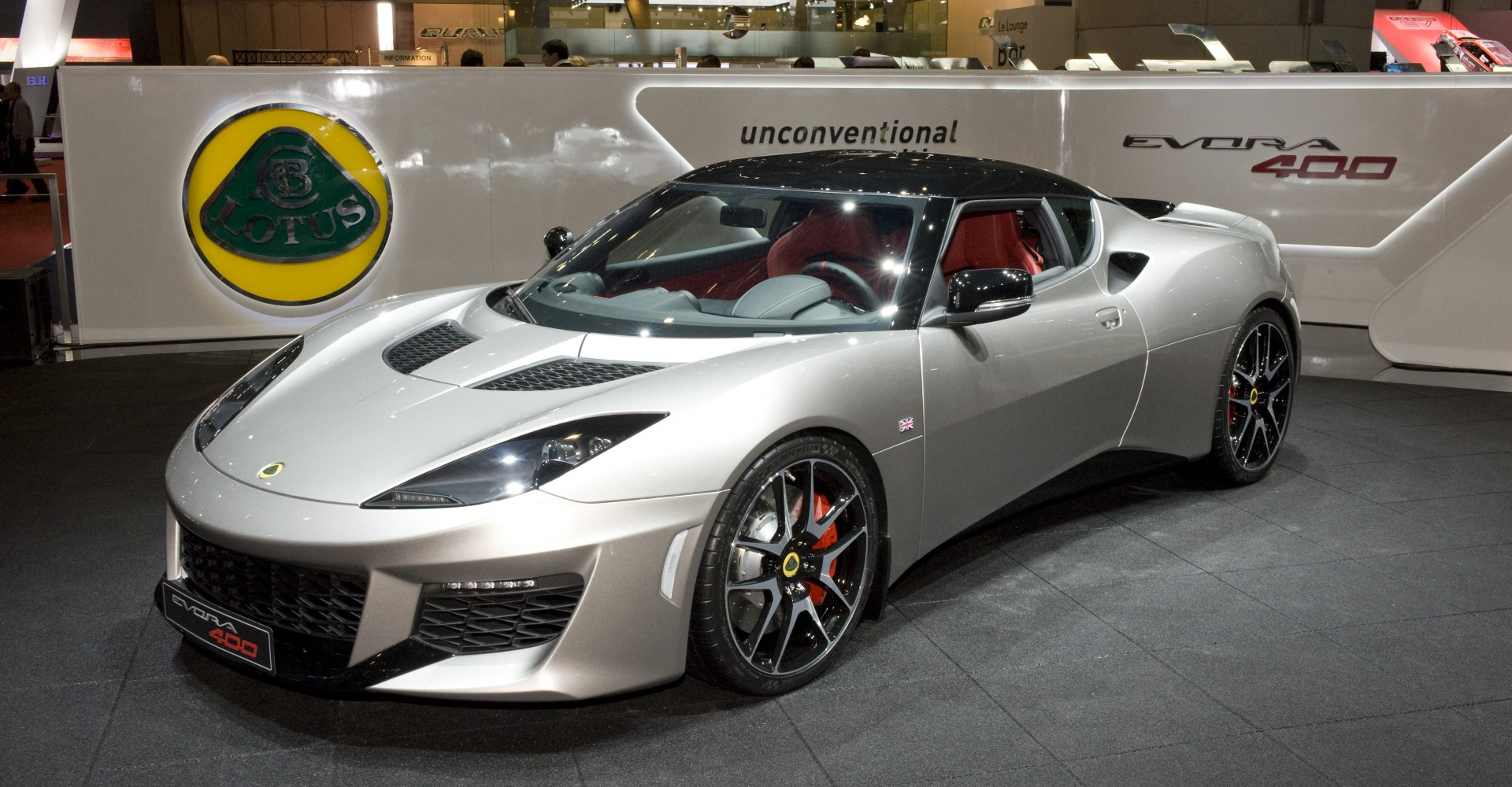 Lotus Evora 400 Is Norfolk's Maddest Two-Seater Yet