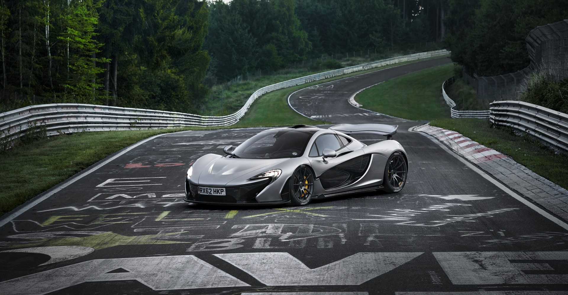 Why Every Driver Should Be Scared Of The Nurburgring