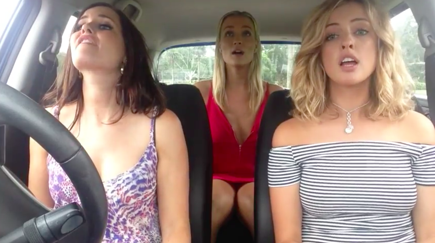 Like Singing In Your Car? Here's Our Top 10 Sing-Along Selfies