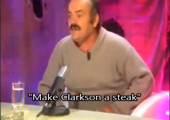 YouTube Video Of Clarkson's Steak-gate Waiter Sets Record Straight