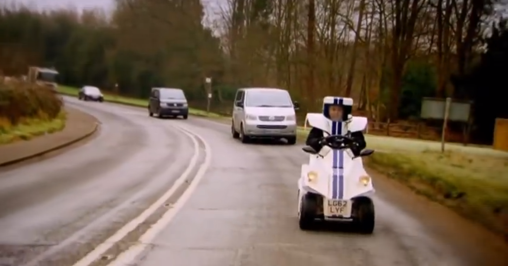 Jeremy Clarkson's Top Seven Best Moments On Top Gear