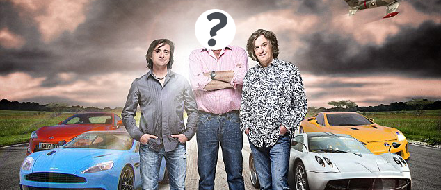May Won't Return To Top Gear Without Clarkson, But Won't Rule Out The Trio Reuniting