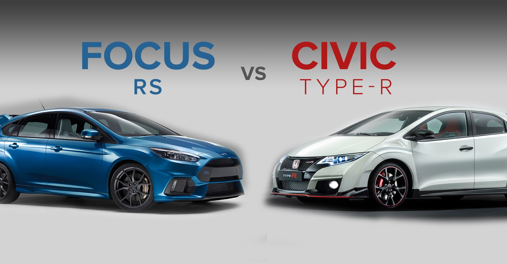 Ford Focus RS or Honda Civic Type-R – Which Is Best?