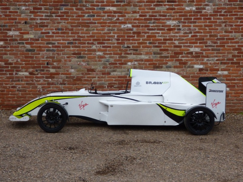 Street Legal Formula 1 Car Lookalike We Wish We Could Unsee ...