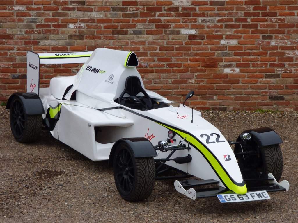 Street Legal Formula 1 Car Lookalike We Wish Could Unsee