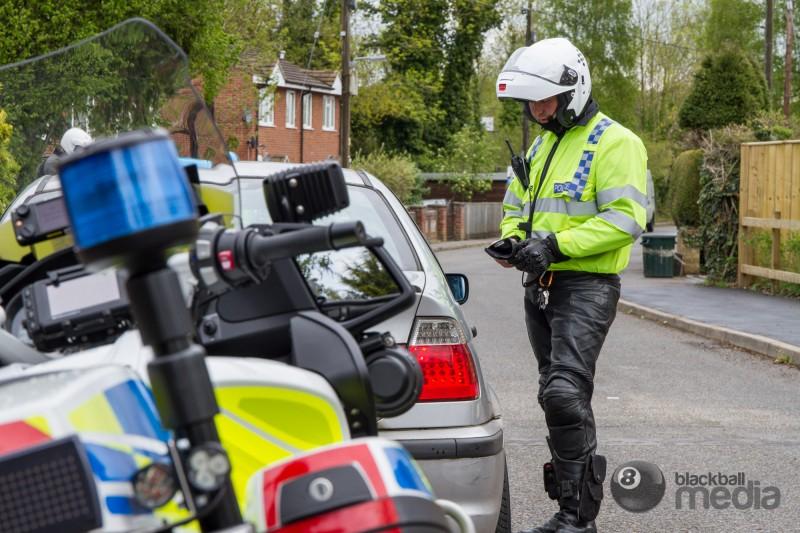 150429 - Police Bikes -0167