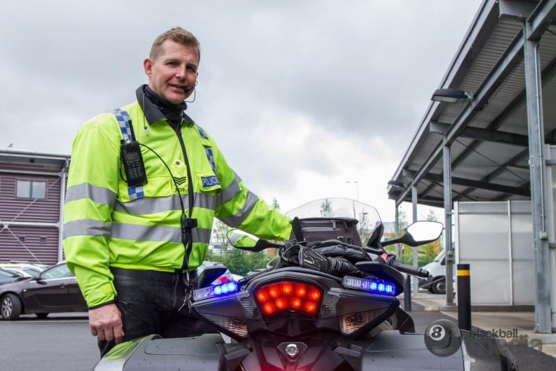 150429 - Police Bikes -0555