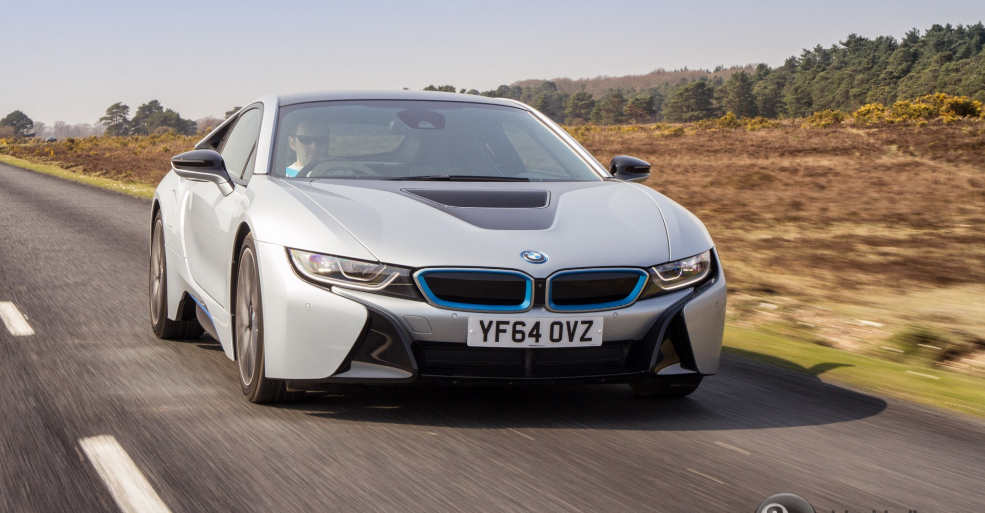 We Played With A BMW i8 For A Week, Here's Our Favourite Bits