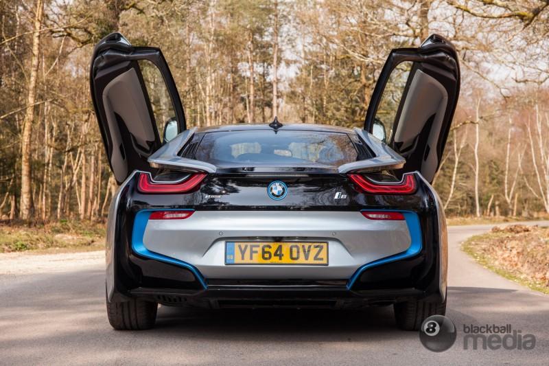BMW i8 - 0004