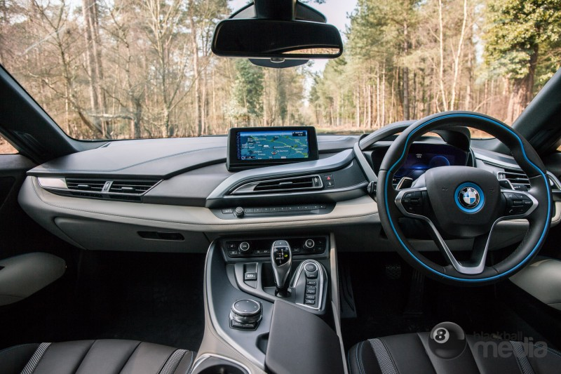We Played With A Bmw I8 For A Week Here S Our Favourite Bits