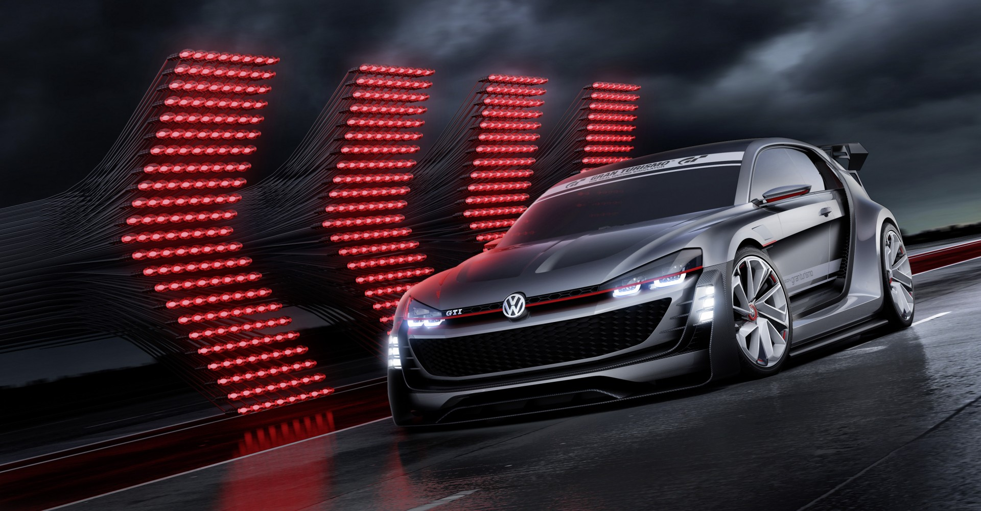 7 Reasons Why VW Should Make The GTI Vision Gran Turismo Concept In Real Life