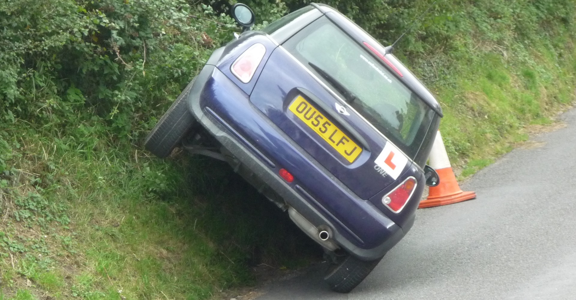 Why Trying To Pass Your Driving Test Is The Worst Thing ...
