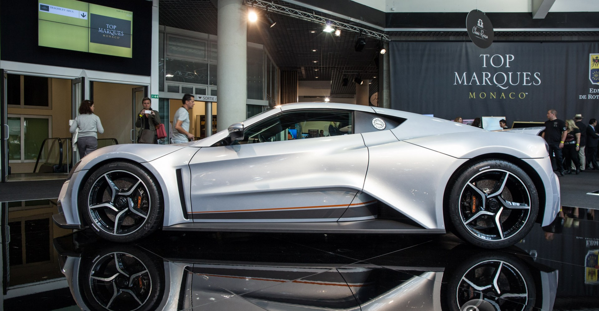 The Bonkers Hypercars Of The Top Marques Monaco Show