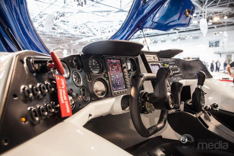 Aeromobil 3.0 Interior