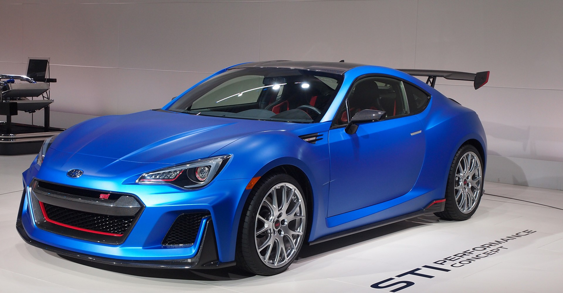 Subaru Finally Gives BRZ The Muscle It Deserves, Blue Paint Obligatory