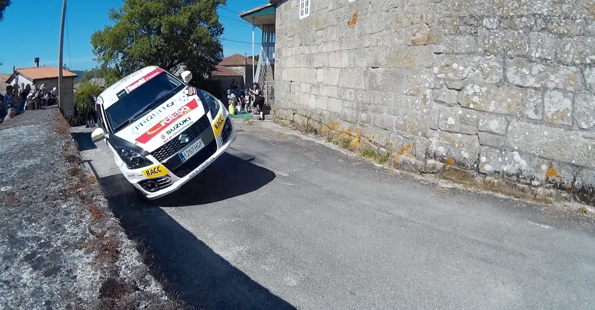 The Best Rally Car Crash Saves From Around The Globe