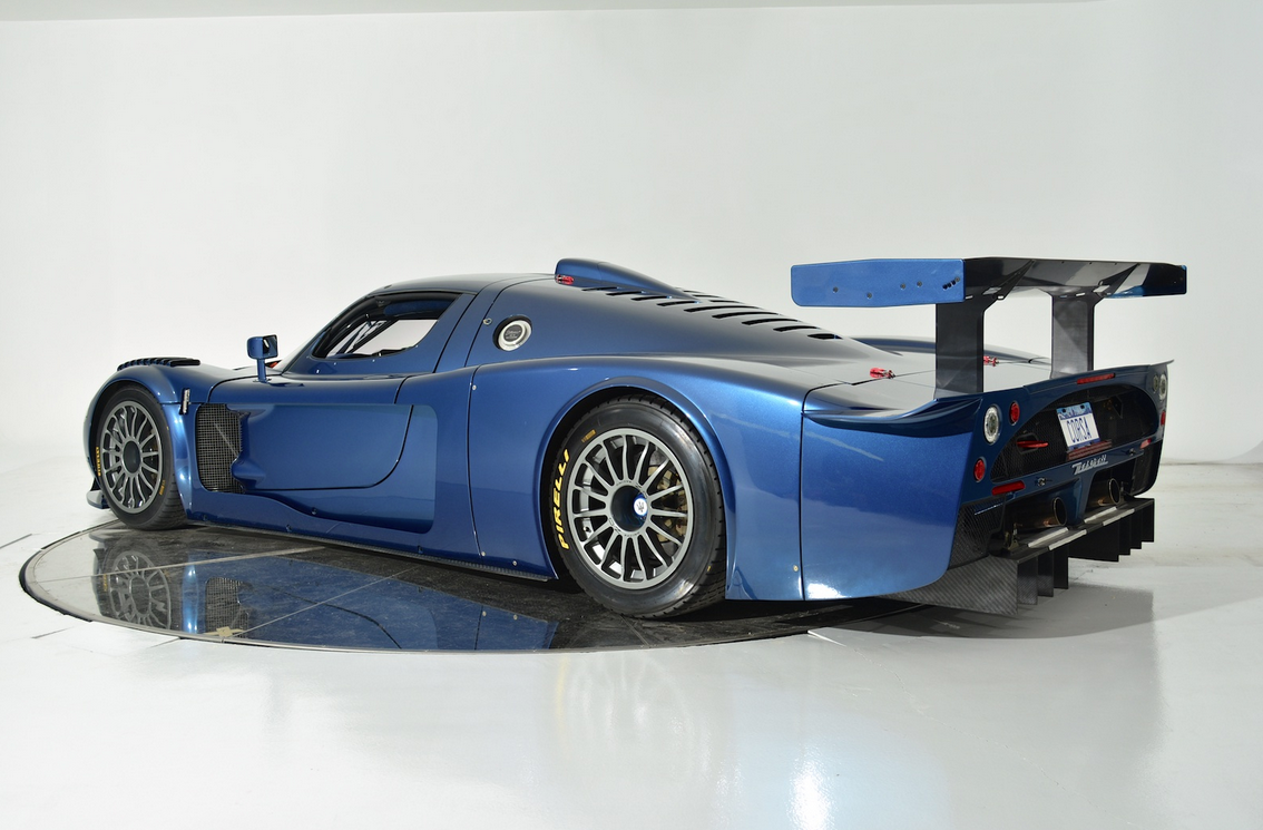 This Maserati MC12 Corsa Is So Damn Good, We Can't Stop Looking At It