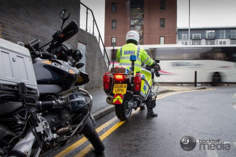 150429 - Police Bikes -0132