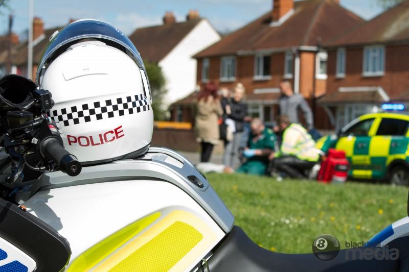 150429 - Police Bikes -0460