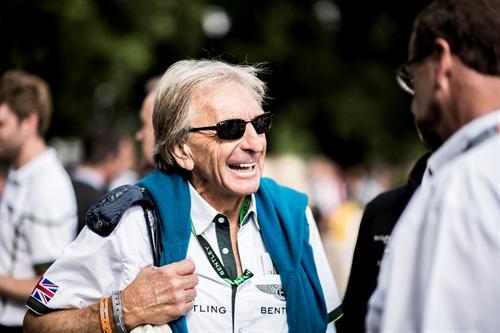 Derek Bell Does Mille Miglia, Speaks To Us First