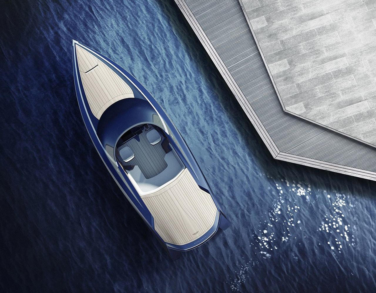 Aston Martin Yacht On Its Way, Will Make DB9 Look Practically Attainable