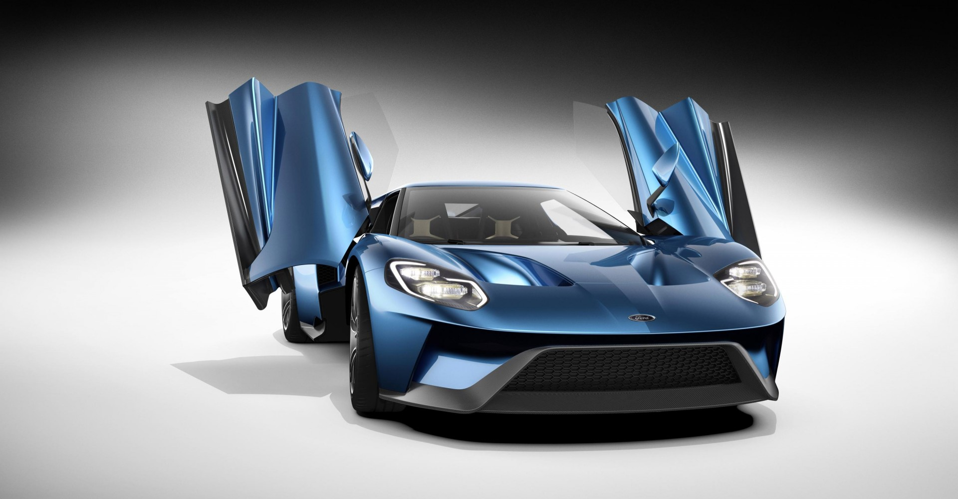 Ford Sell Out New GT Supercar, Year Before It Goes On Sale