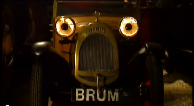Nine Reasons Why Brum Was Weirdest Kids' TV Ever