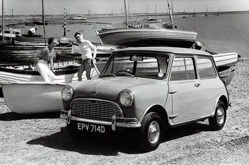Milestones of Man Who Designed Britain's Beloved Mini
