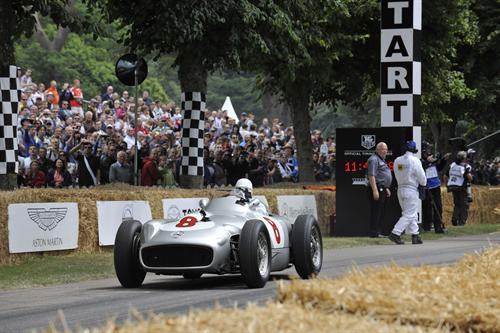 Why Goodwood Festival Of Speed Is Not To Be Missed