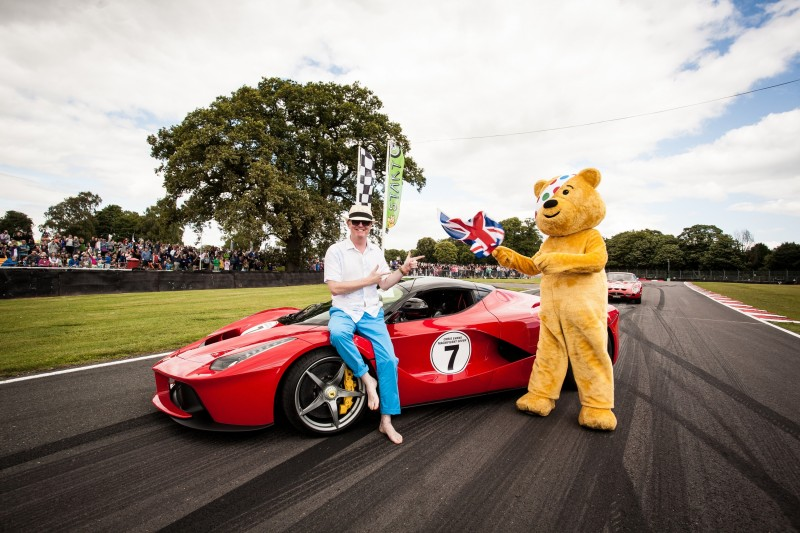 Chris Evans' CarFest raising funds for BBC Children in Need 1