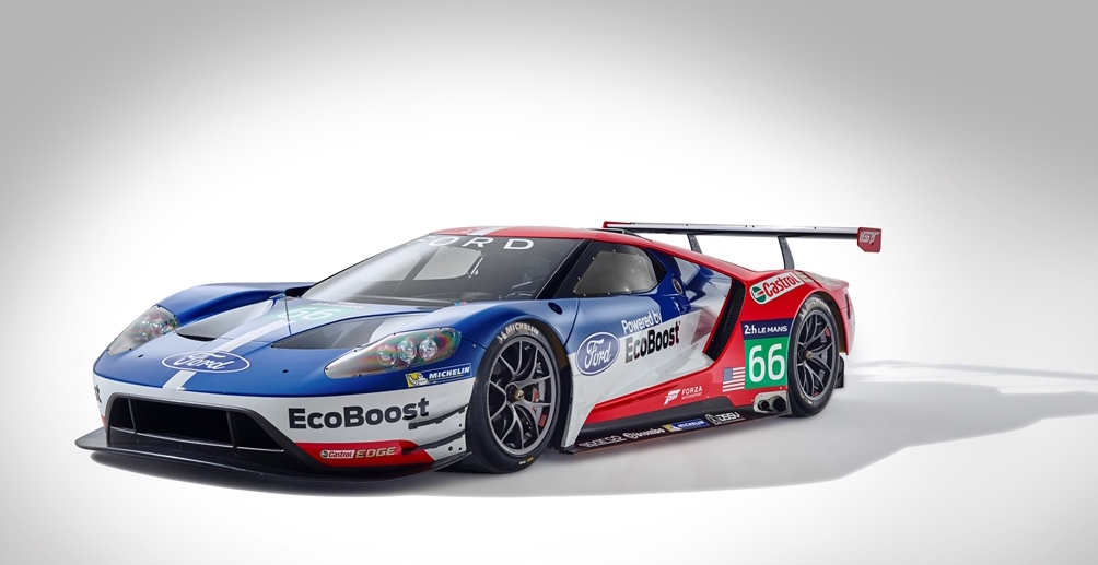 Ford Comes Over A Bit Transformers With Le Mans GT Video