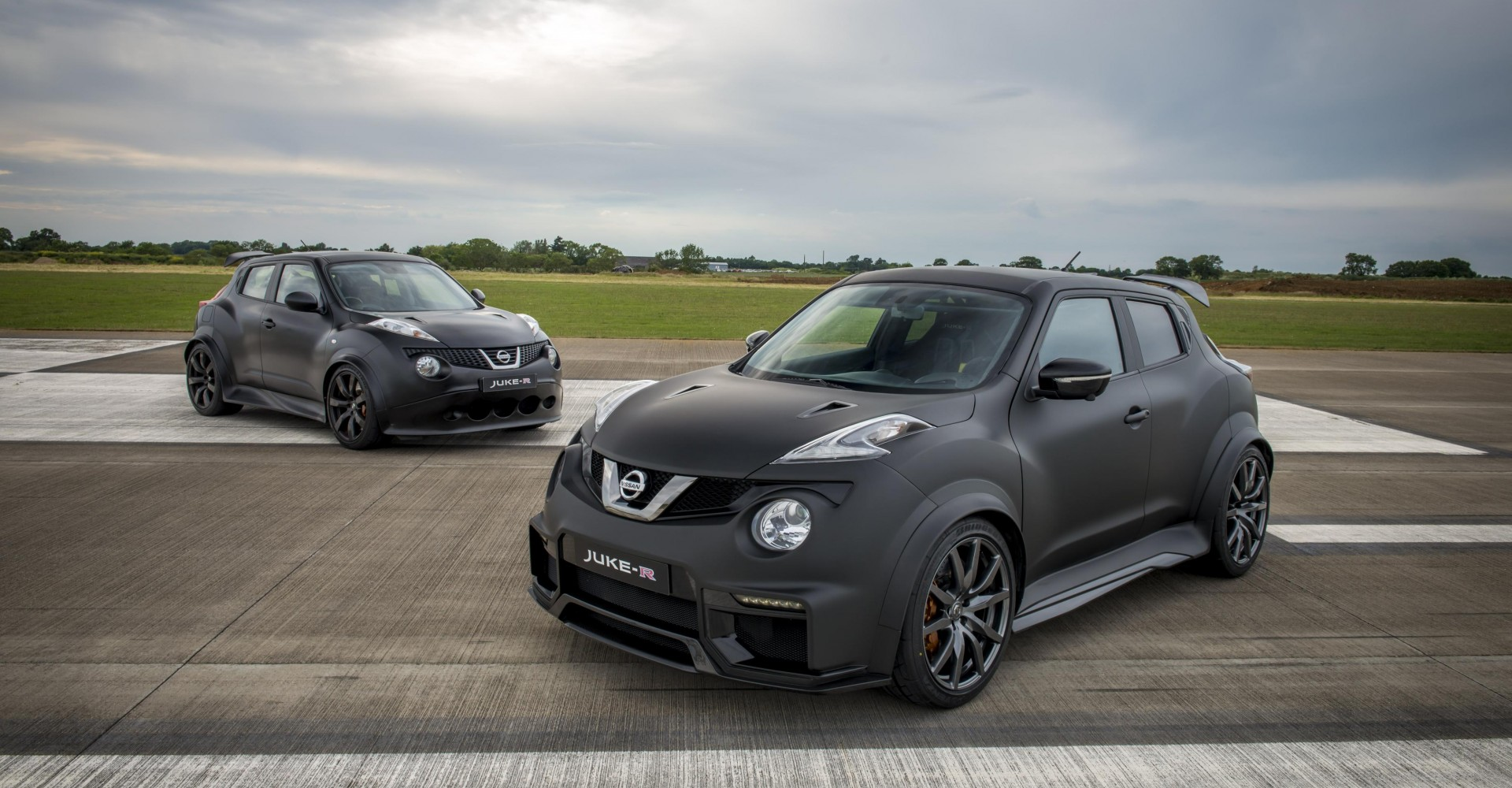 Nissan Unveils Crazy 600bhp Juke R 2.0, We Want A Go