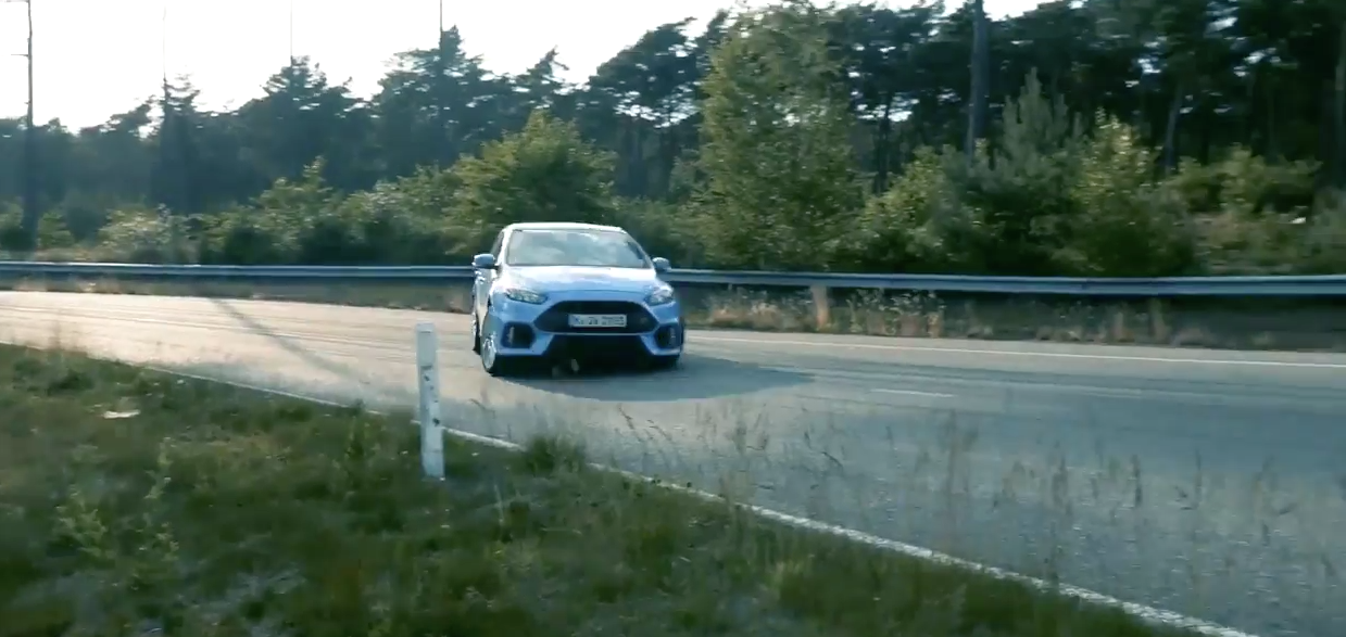 Ford Focus RS Sounds Better Than We Could Ever Have Hoped