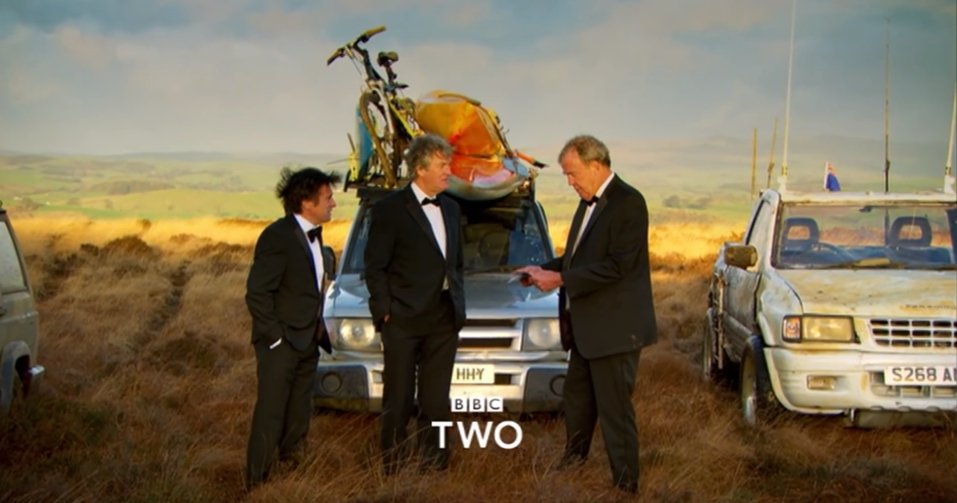 Top Gear Trailer Released, We Get Excited