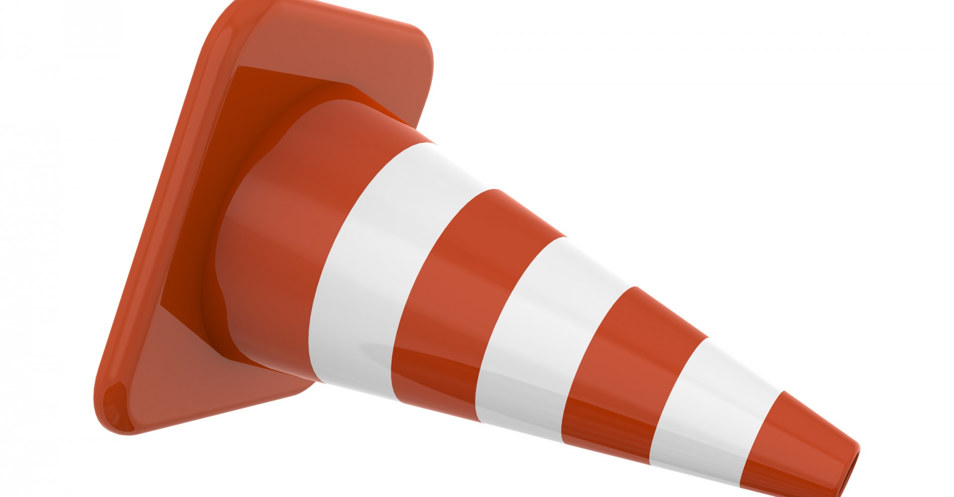 Stag Party Dresses As Traffic Cones, Disrupts Traffic