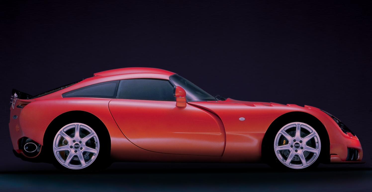 TVR Is Making A Comeback And We're Pretty Excited