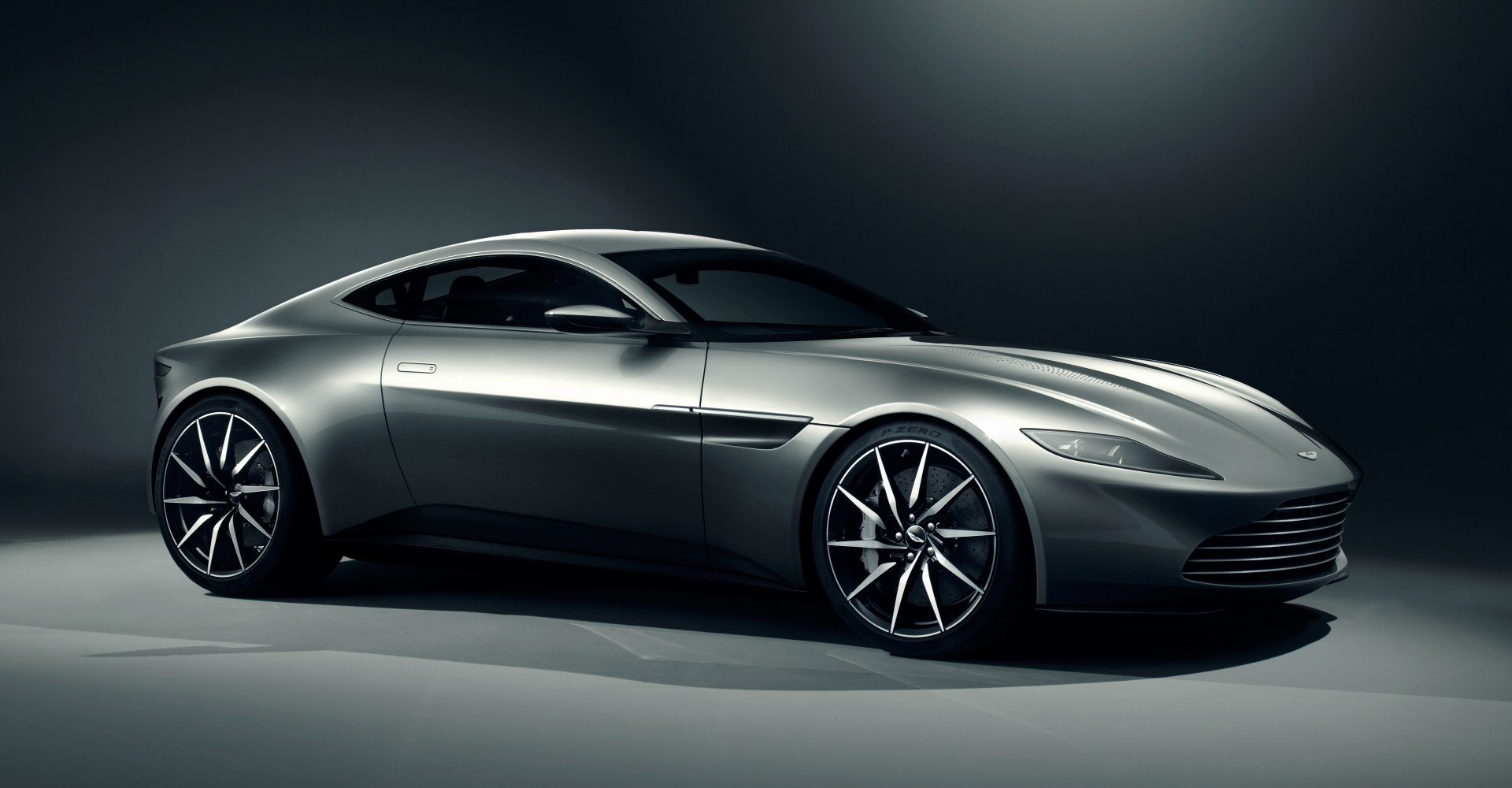 Bond Gets Busy In Aston Martin DB10 For New Movie