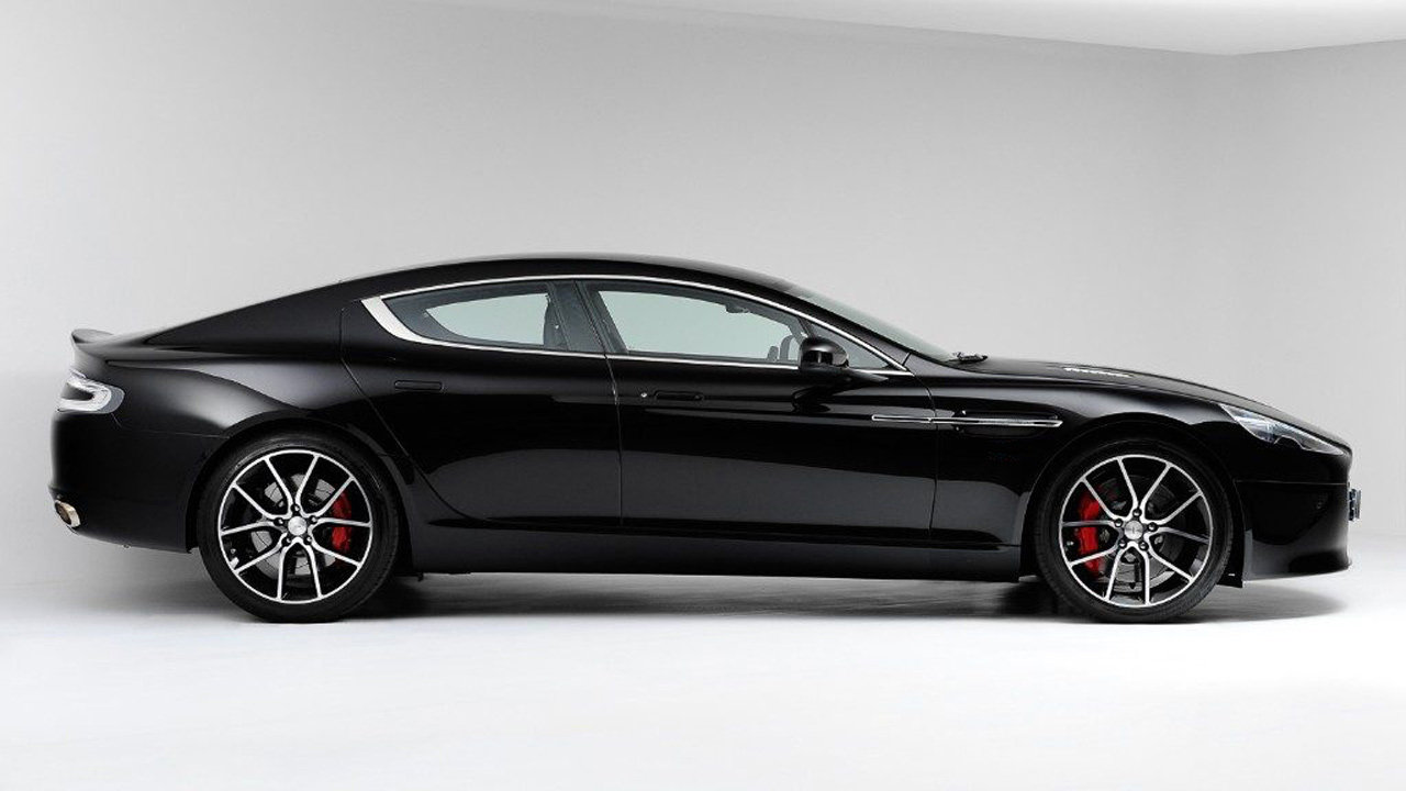 Aston Martin Rapide Dom Perignon Edition Couldn't Be Posher If It Tried