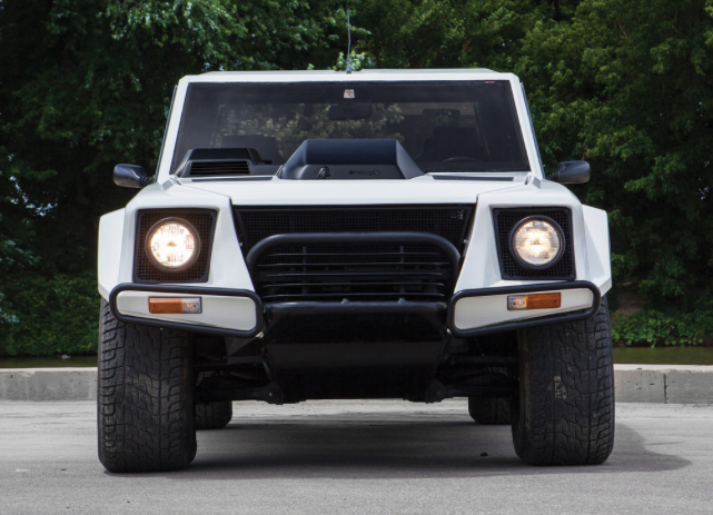 Rambo Lambo Is Ultimate SUV, Yours For £100k