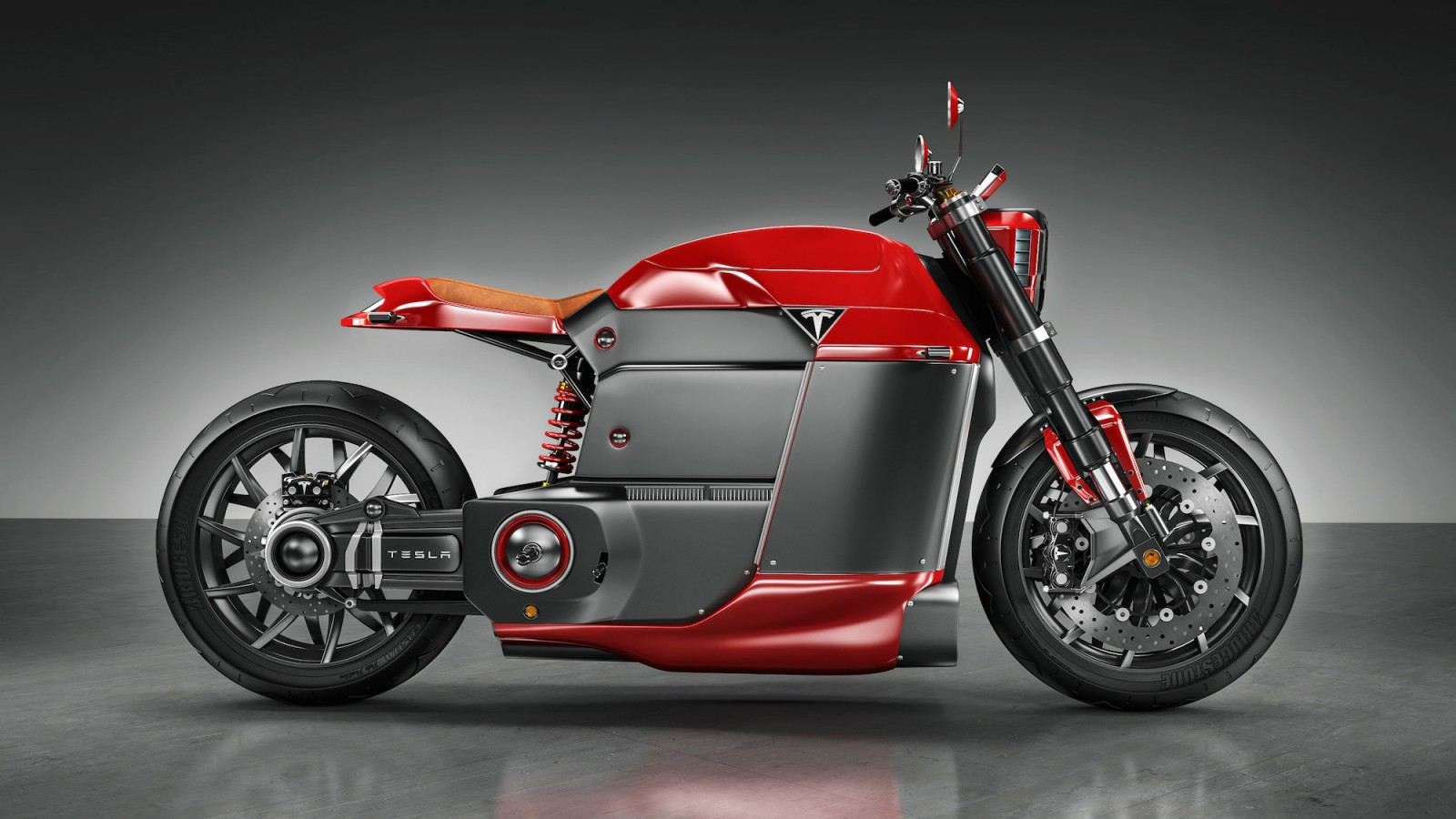 The Tesla Model M Is The Coolest Motorcycle That Will Never Be Built