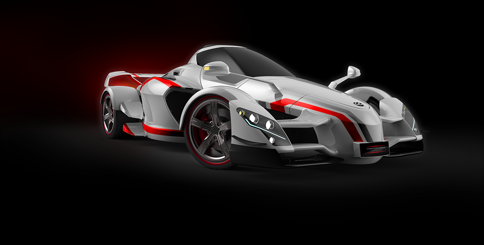 Possibly The Ugliest Supercar Ever Is Coming To The Uk